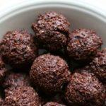 Chocolate Macaroon Recipe - Raw, Grain Free, Gluten Free, Vegan