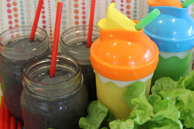 Healthy Breakfast Smoothie for All Ages