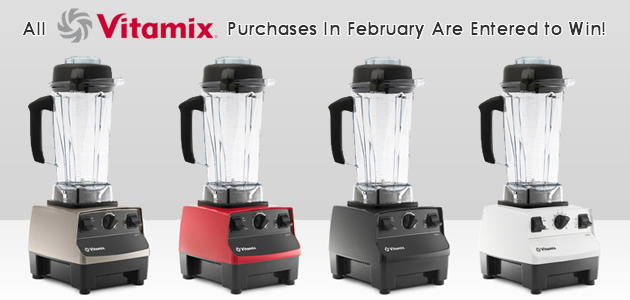 VitaMix Customer Appreciation Month