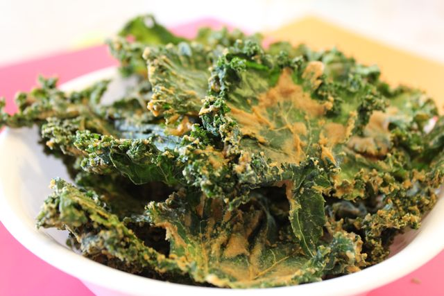 Best Kale Chip Recipe VitaMix & Dehydrator