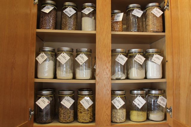 Free Mason Jar Pantry Printable   Gluten Free Recipes For Special Diets And  Allergies