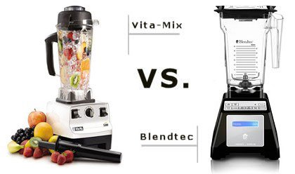 VitaMix vs Blendtec