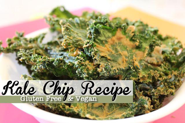 Imagini pentru Kale Chips Recipe