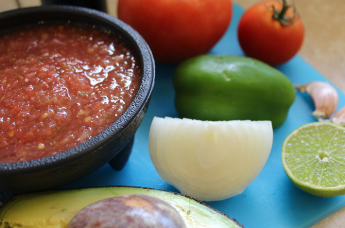 Best Restaurant Style Salsa Recipe