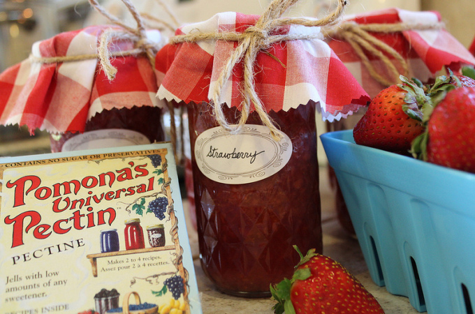 Low & Sugar Free Jam with Pomona's Pectin