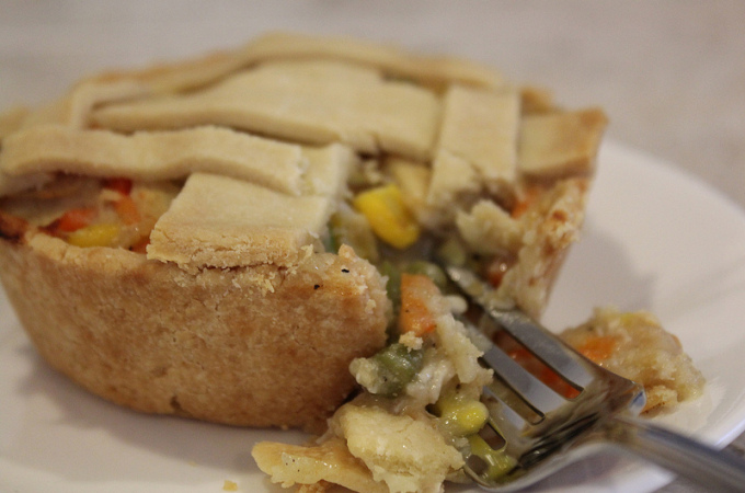 Gluten Free Chicken Pot Pie Recipe