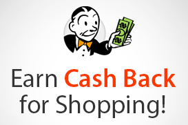 Real Cash Back Online with Ebates