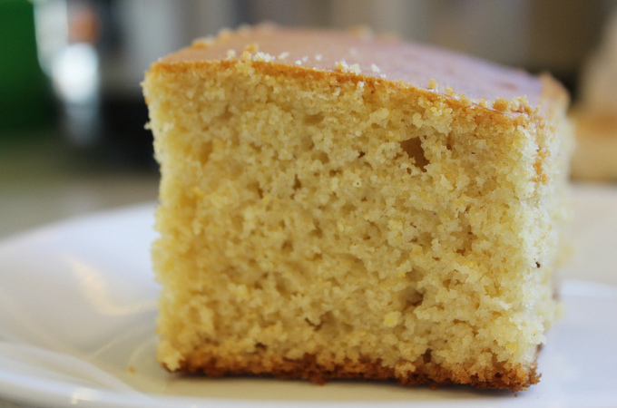 Gluten and Dairy Free Cornbread Recipe