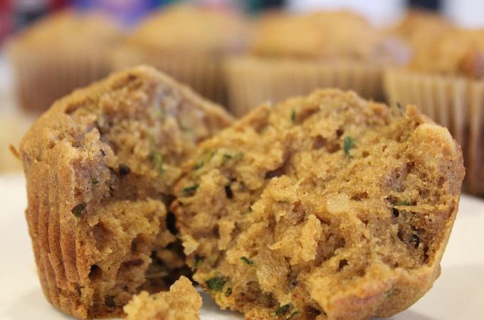 Gluten Free Zucchini Bread Recipe & Muffins