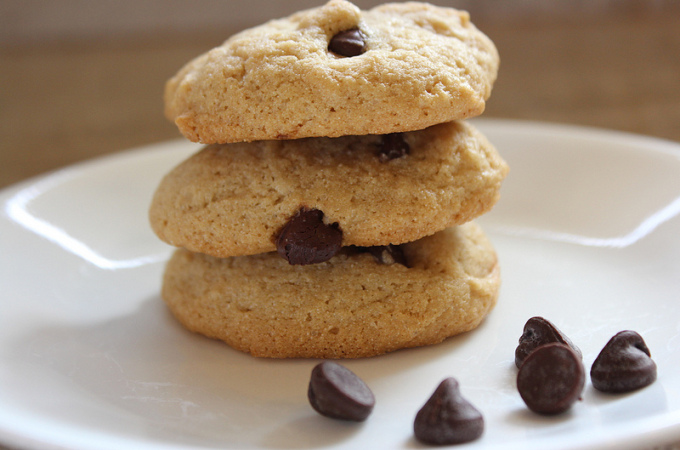 Gluten Free Toll House Cookie Recipe – with Vegan Options