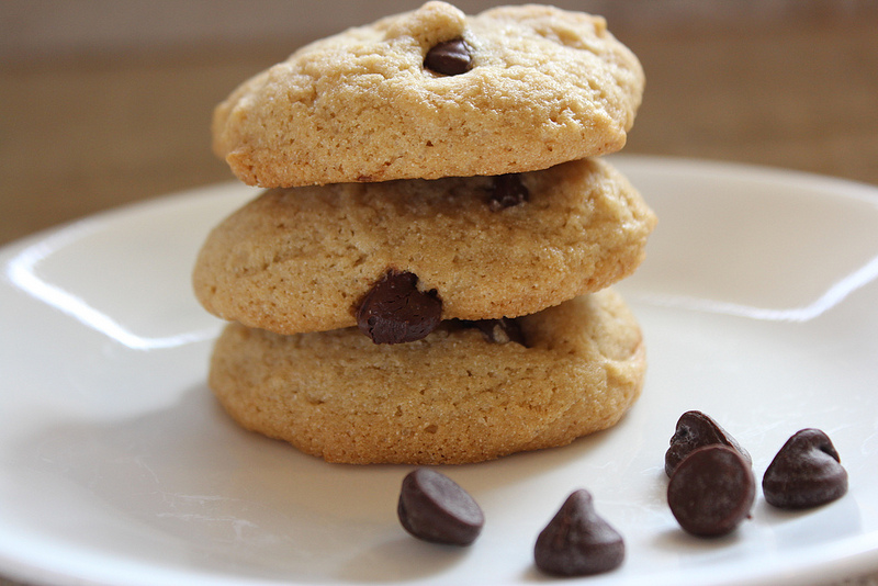 gluten free nestle toll house cookie recipe