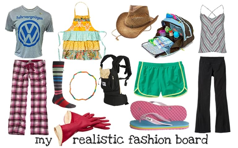 my realistic fashion board