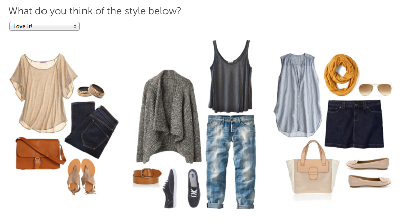 Stitch Fix Options