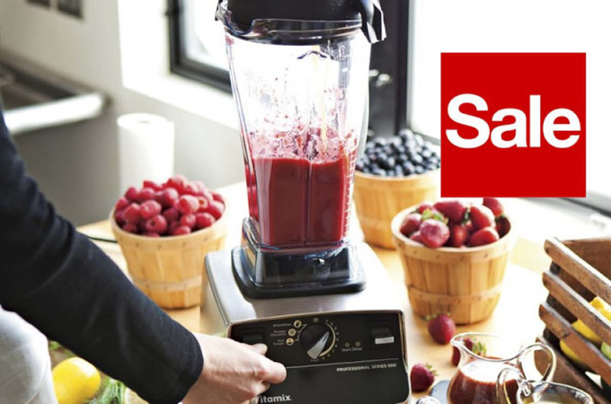 Vitamix on Sale – Free Shipping, Plus Prizes!