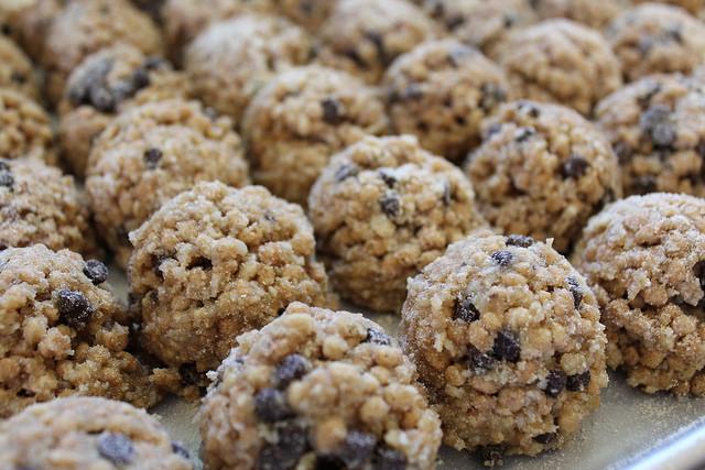 Nutty Snack Balls Recipe – Gluten & Dairy Free