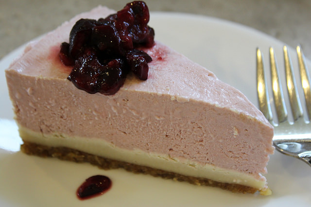 Raw Cheesecake Recipe – Gluten, Dairy & Egg Free