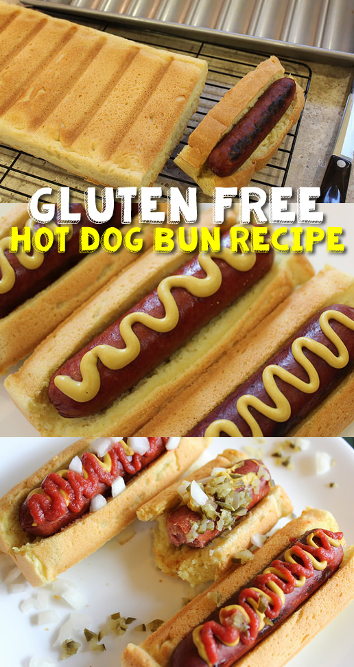gluten free hot dog bun recipe pinterest
