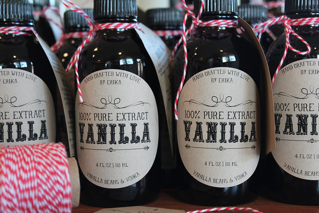 homemade vanilla recipe gluten free