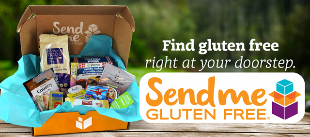 Send Me Gluten Free Box Review Logo