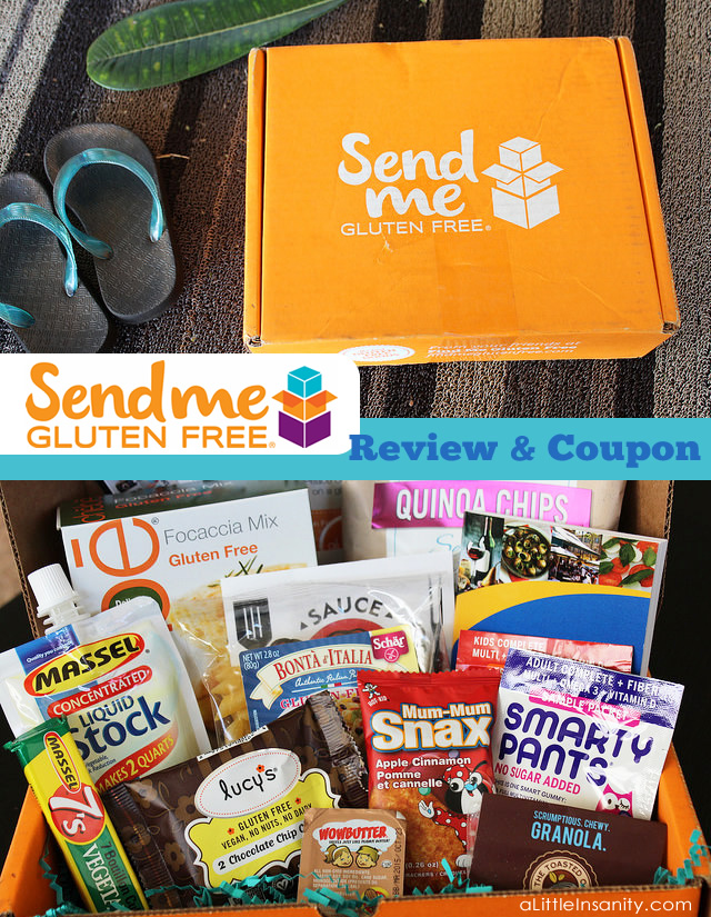 Send Me Gluten Free Box Review Discount