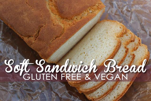 Soft Gluten Free Vegan Bread Recipe - Easy & Delicious!