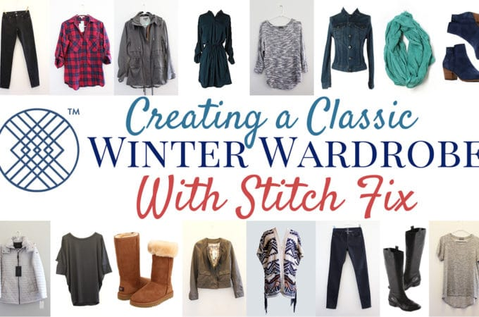 Building a Wardrobe Capsule with Help from Stitch Fix