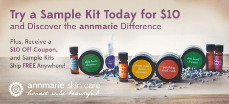 Annmarie Gianni Skin Care - $10 Samples with Free Shipping