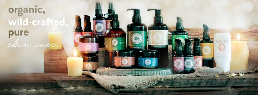 Annmarie Gianni Natural Skin Care - Pure, Organic, Plant Based, Gluten Free Vegan