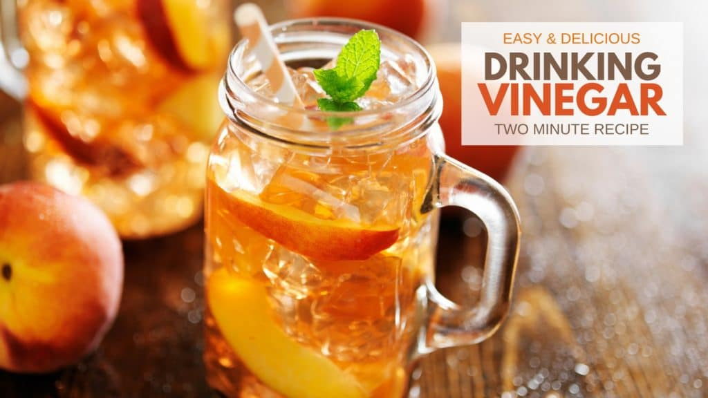 How to Make Drinking Vinegar Recipe