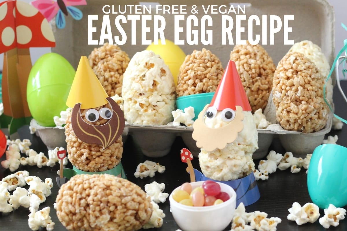 Gluten free vegan easter egg recipe other fun ideas negle Image collections