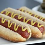 Gluten Free and Vegan Hot Dog Bun Recipe