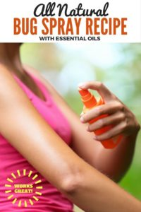 An All Natural Bug Spray Recipe That Really Works - Essential Oils