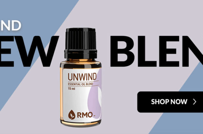 Rocky Mountain Oil's New Unwind Blend
