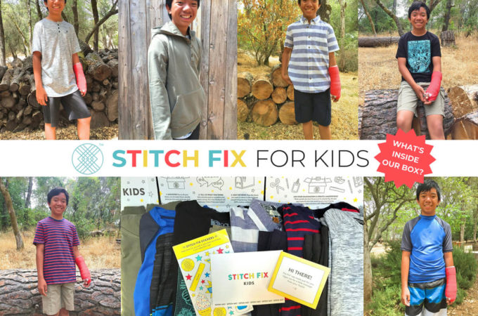 Stitch Fix Kids Review – What My Son Thought 👍or 👎?