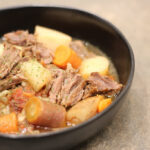 Homemade Gluten Free Beef Stew Recipe