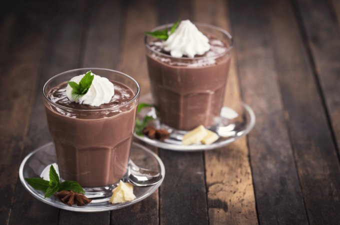 The BEST Gluten Free & Vegan Chocolate Pudding Recipe