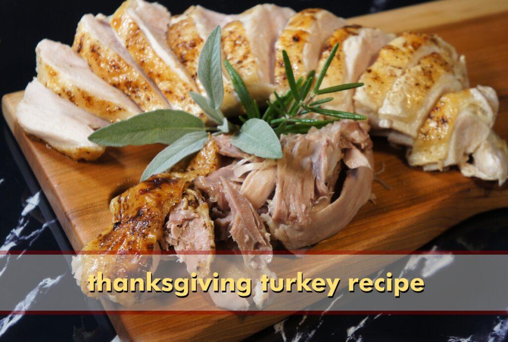 Easy Carve Roast Turkey